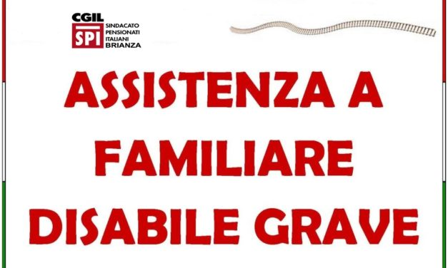 ASSISTENZA FAMILIARE DISABILI GRAVI