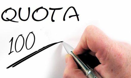 PENSIONI –  APPROFONDIMENTO SU QUOTA 100