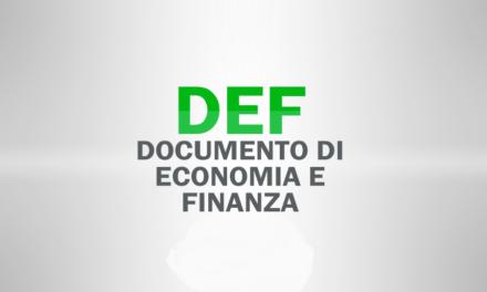 CGIL-CISL-UIL: DEF DEBOLE SU LAVORO E SVILUPPO