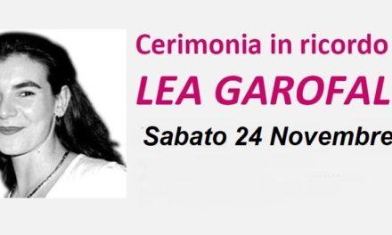 LEA GAROFALO – IX ANNIVERSARIO