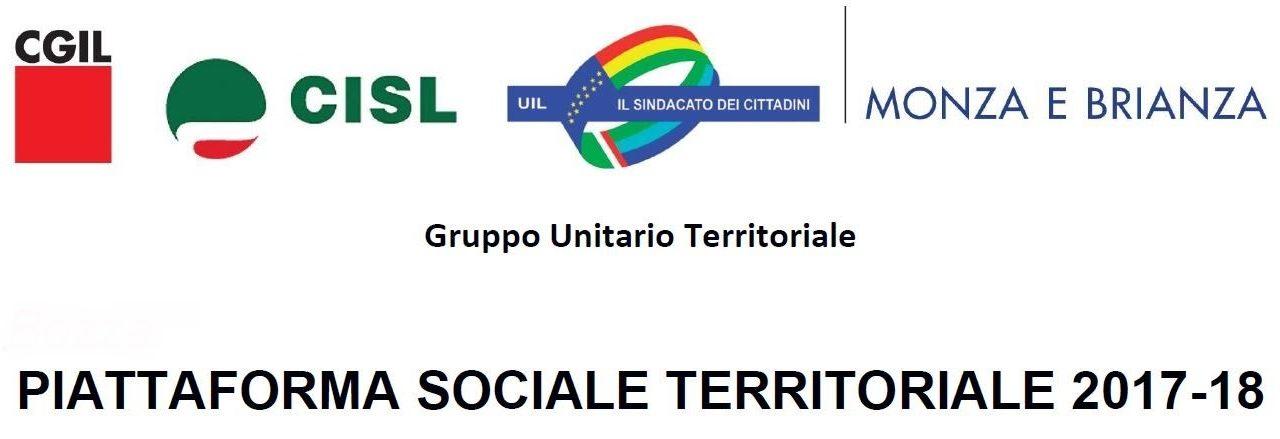PIATTAFORMA SOCIALE 2018