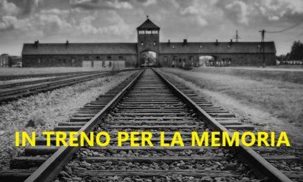 IL TRENO DELLA MEMORIA 2019
