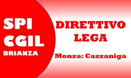 DIRETTIVO DI LEGA – MONZA CAZZANIGA
