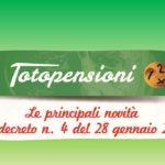 TOTO PENSIONI