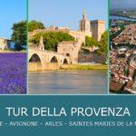 TOUR DELLA  PROVENZA