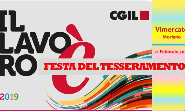 VIMERCATE – MORIANO – FESTA TESSERAMENTO 2019