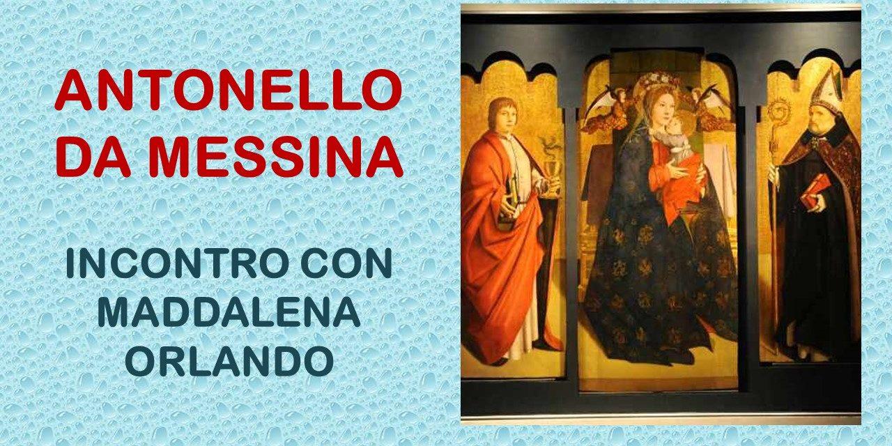 SINDACATO ARTE – ANTONELLO DA MESSINA