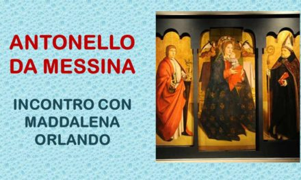 SINDACATO ARTE – ANTONELLO DA MESSINA