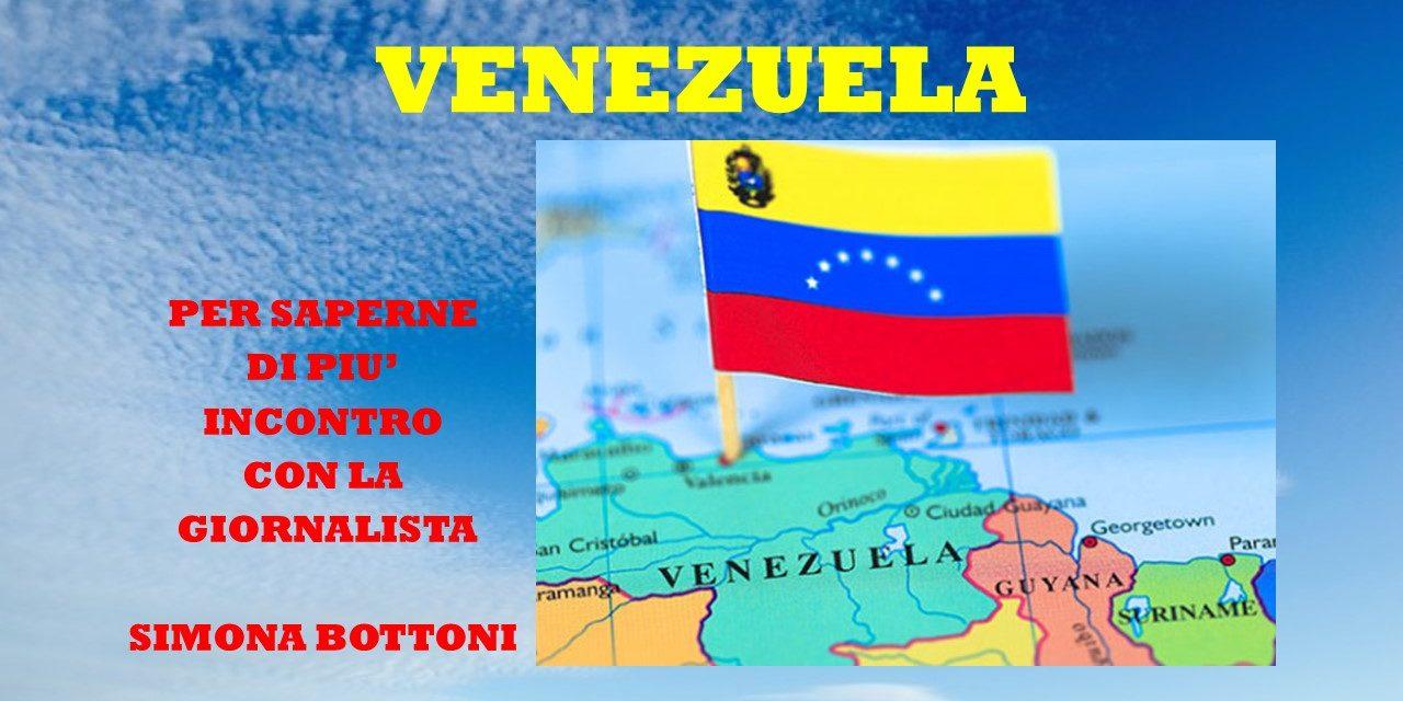 VENEZUELA – UN PAESE IN CRISI