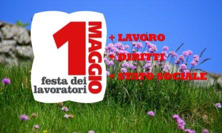 PRIMO MAGGIO 2019