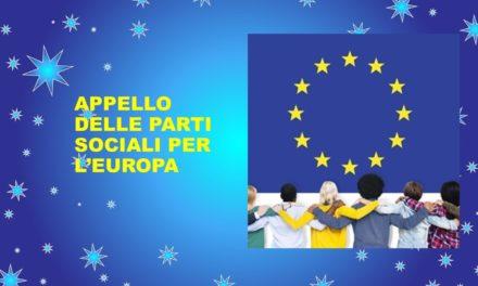 APPELLO PER L'EUROPA