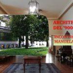 MONZA CAZZANIGA – L'ARCHITETTURA DEL NOVECENTO