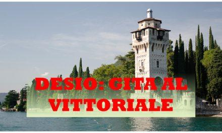 DESIO – GITA AL VITTORIALE DEGLI ITALIANI