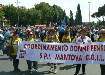 1043-ROMA-MANIFESTAZIONE
