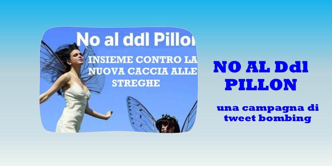NO AL DECRETO PILLON