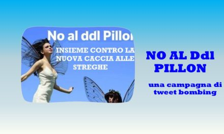 NO AL DECRETO PILLON
