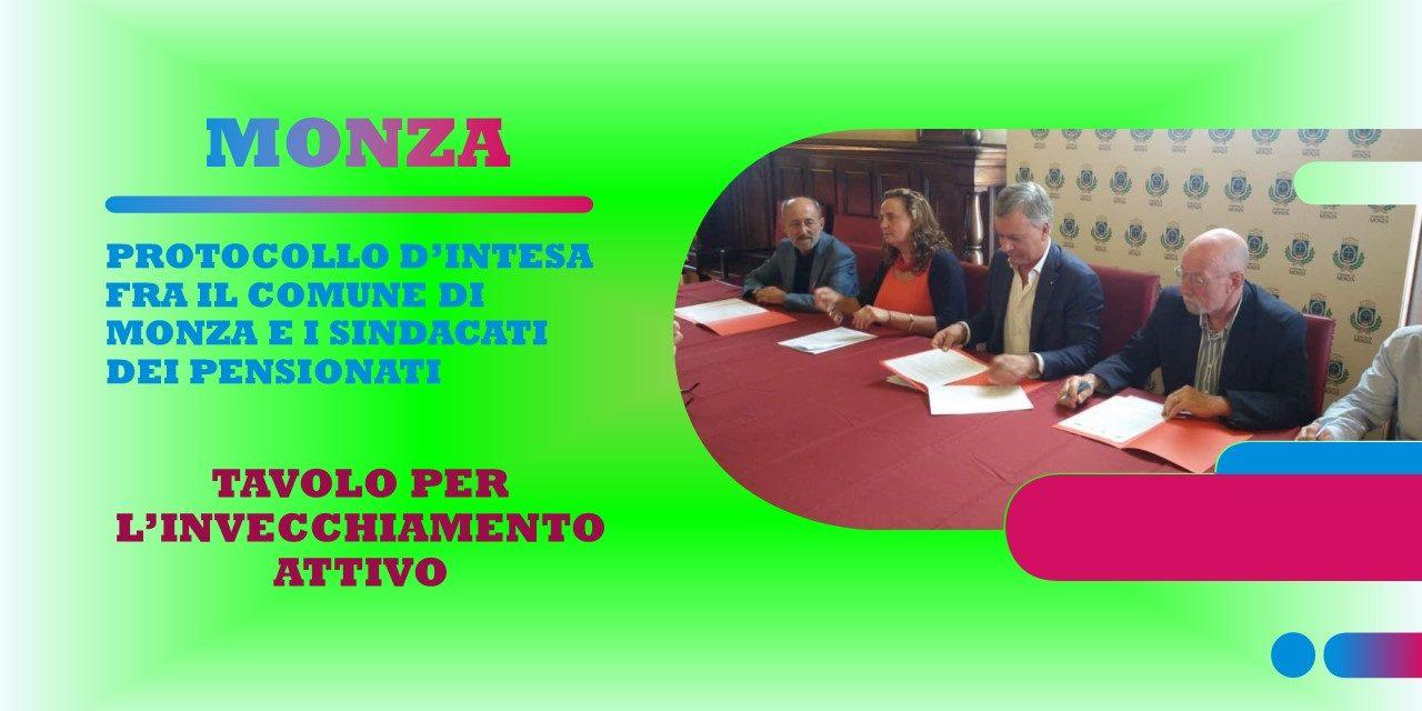 MONZA- PROTOCOLLO D'INTESA