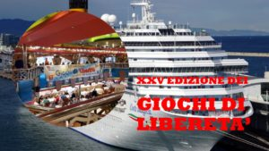 XXV EDIZIONE DEI GIOCHI DI LIBERETA'