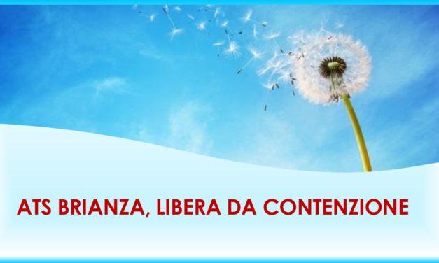 ATS BRIANZA LIBERA DA CONTENZIONE