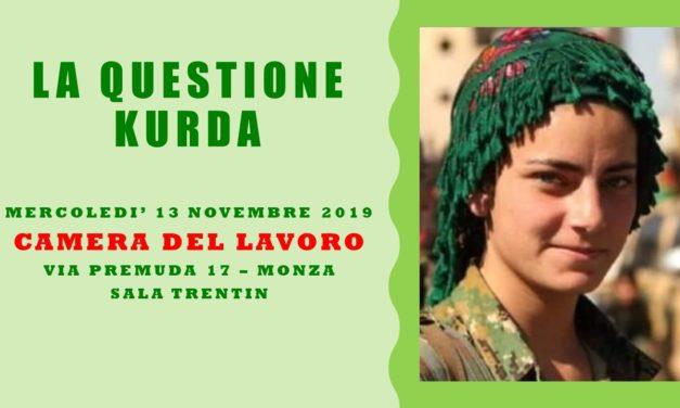 LA QUESTIONE KURDA