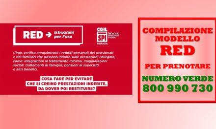 COMPILAZIONE MODELLO RED