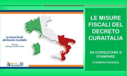 DECERO CURAITALIA – LE MISURE FISCALI