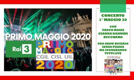 PRIMO MAGGIO 2020 -IL LAVORO IN SICUREZZA PER COSTRUIRE IL FUTURO