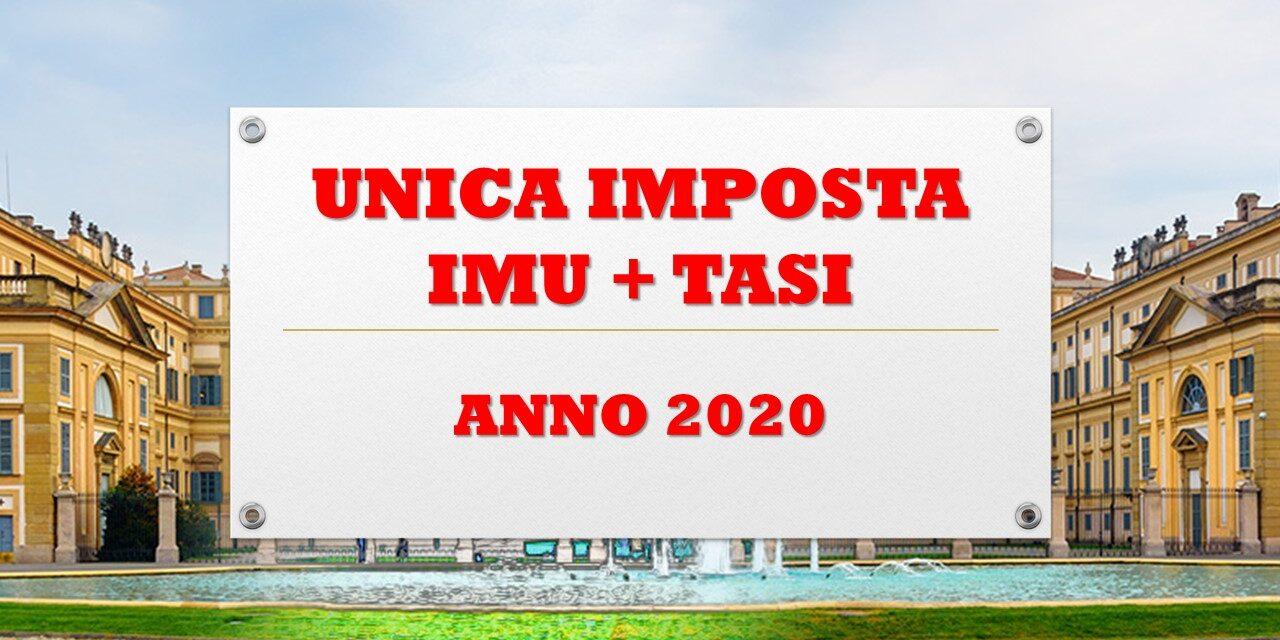 IMU E TASI 2020
