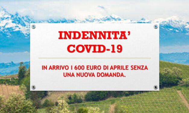 INDENNITA' COVID-19