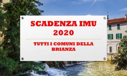 SCADENZA IMU 2020