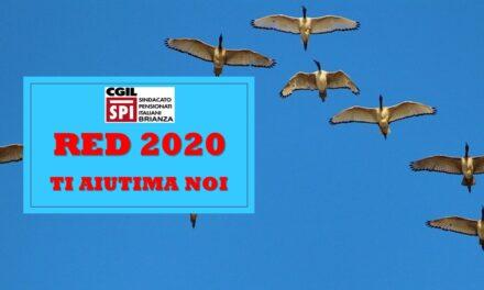 MODELLO RED 2020
