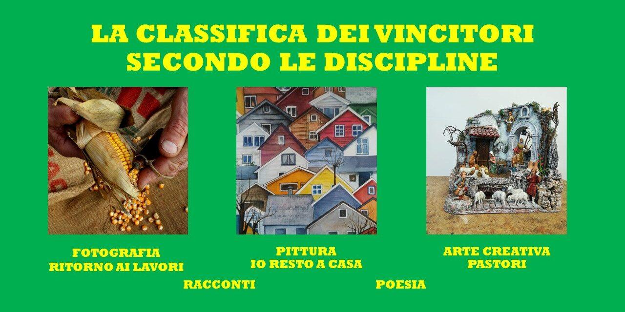 GIOCHI DI LIBERETA' – I VINCITORI