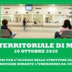 ACCESSO ALLE STRUTTURE SANITARIE – ASST MONZA