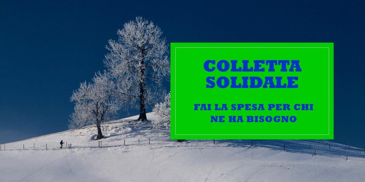 ADERIAMO ALLA COLLETTA SOLIDALE