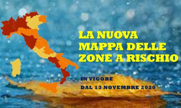 NUOVO DPCM – 3 NOVEMBRE 2020 – ORDINANZA 10 NOVEMBRE 2020