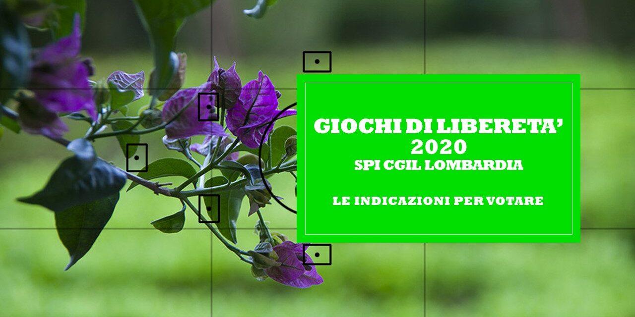 GIOCHI DI LIBERETA' SPI CGIL REGIONALE