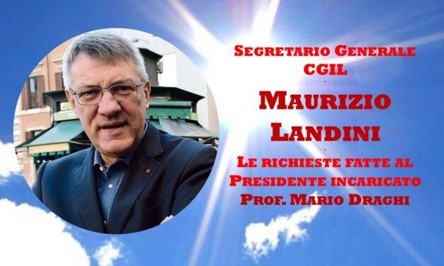 GOVERNO – LE NOSTRE RICHIESTE AL PRESIDENTE MARIO DRAGHI