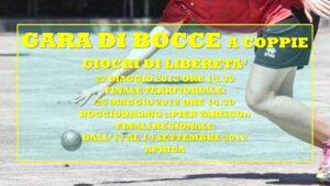 BERNATE - GIOCHI DI LIBERETA' 2012 - BOCCE