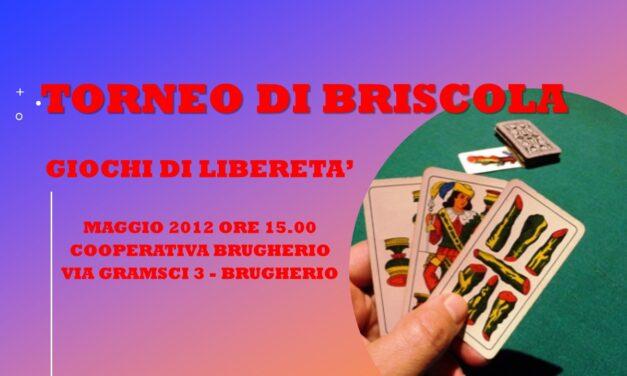 BRUGHERIO – GIOCHI DI LIBERETA' 2012 – BRISCOLA