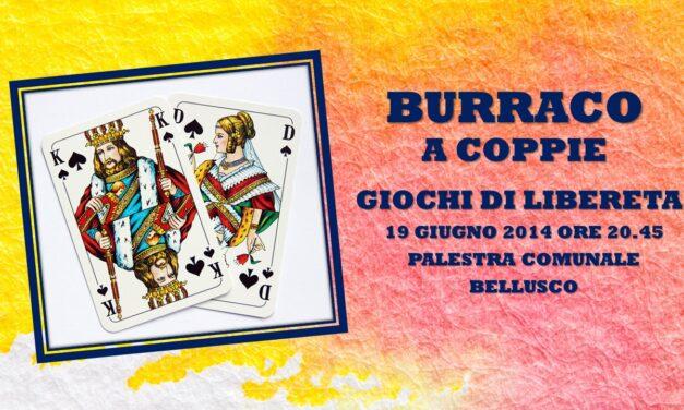BELLUSCO – GIOCHI DI LIBERETA' 2014 – BURRACO