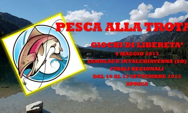 DESIO VAREDO – GIOCHI DI LIBERETA' 2013 – PESCA