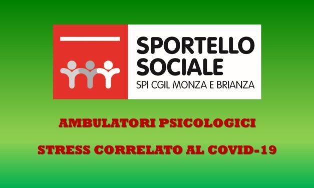 SPORTELLO SOCIALE – AMBULATORI PSICOLOGICI