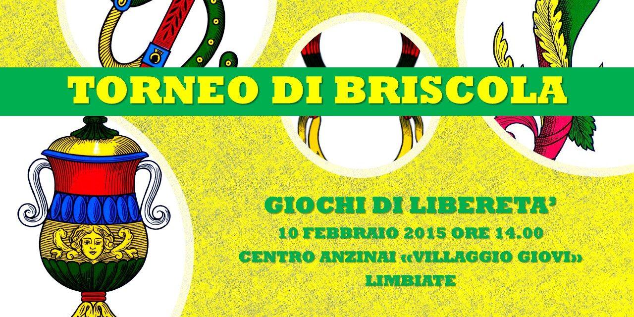 LIMBIATE – GIOCHI DI LIBERETA' 2015 – BRISCOLA