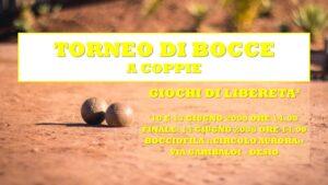 DESIO - GIOCHI DI LIBERETA' 2008 - BOCCE