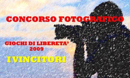 GIOCHI DI LIBERETA' 2009 – FOTOGRAFIA