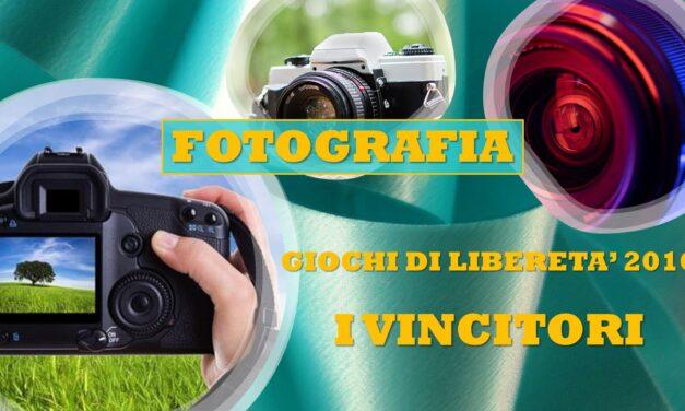 GIOCHI DI LIBERETA' 2010 – FOTOGRAFIA