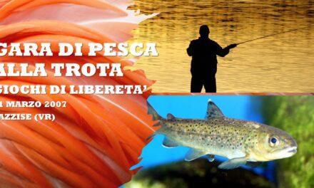 DESIO VAREDO – GIOCHI DI LIBERETA' 2007 – PESCA
