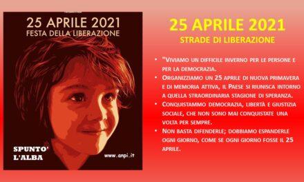 25 APRILE 2021