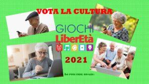 GIOCHI DI LIBERETA' 2021 - LE OPERE IN CONCORSO