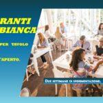 RISTORANTI IN ZONA BIANCA – COME COMPORTARCI